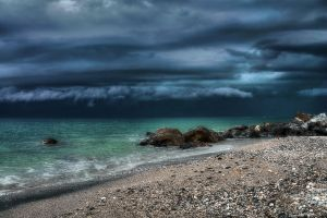 Imminent rain - HDR by yoctox