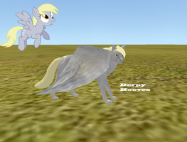 Derpy Hooves preset FH by Shayaaaa