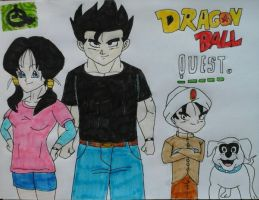 Dragonball Quest by JQroxks21