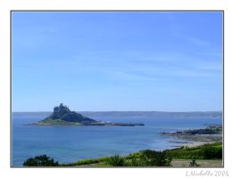 St Michaels Mount by hellfire321