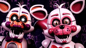 Funtime Foxy And LolBit 2 (SFM FNAF) by TheSitciXD