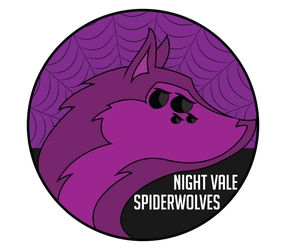Night Vale Spiderwolves - Small by SUBJECT-241