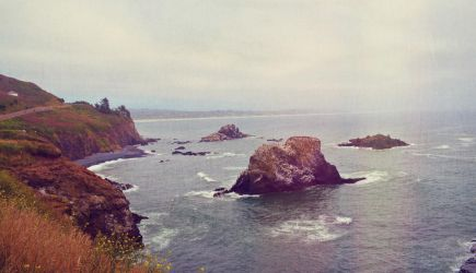 Yaquina Head by whispersoftheblue