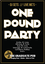 BRANDING: ONE POUND PARTY