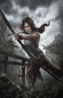 Tomb Raider Reborn by RocketPancake