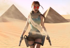 Classic Raider 158 by tombraider4ever