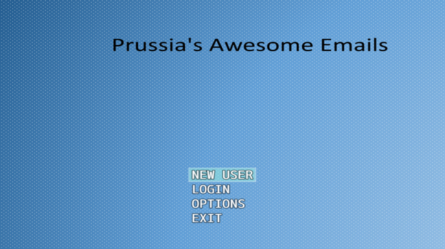 Prussia's Awesome Emails (Demo) by LouiseMcBear