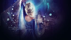 Frozen - Once upon a time by kienerii