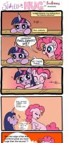 It started with a hug...by Redapropos and me. by Starmagedon