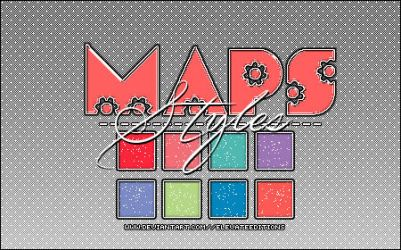 MAPS |Styles| by ElevateEditions