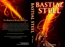 Bastial Steel Print Cover by goweliang
