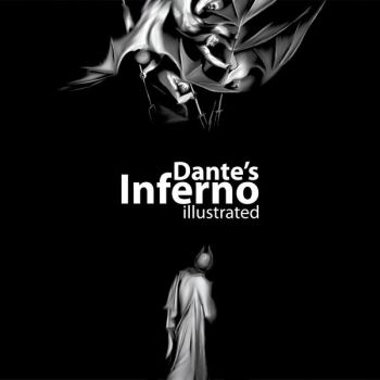 Dante's inferno Bookcover by darkman4e