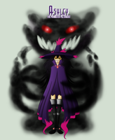 Pokepeople - Mismagius
