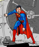 The Man of Steel by pjperez