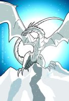 Ice Dragon by Inspector97