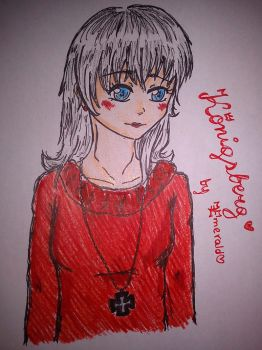 aph: Maria. by LoveEmerald