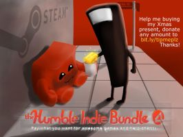 The Humble Indie Bundle 4 by Marcotonio-desu