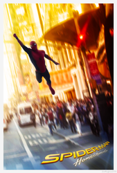 SPIDER-MAN: HOMECOMING 2017 (unofficial) TEASER by skauf99