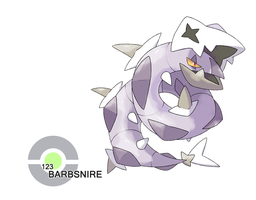 120 - 123: Barbed Paracite by SteveO126