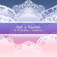 Half a Disaster by SparkleStuff