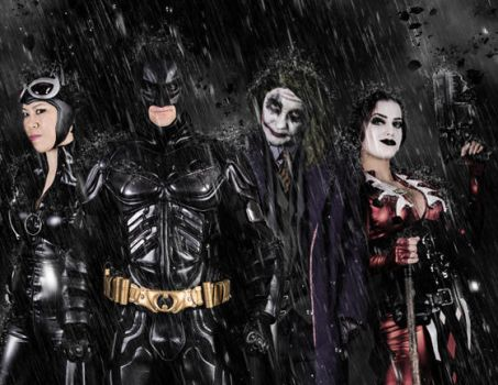 The Dark Knight Rises.. And then some. by eleae-x