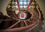 Down Down the Lighthouse Stairs by Hertz18360