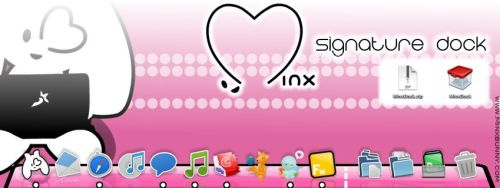Minx Signature Dock by JinxBunny