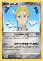Justin Law Pokemon Card by anime-artist-love