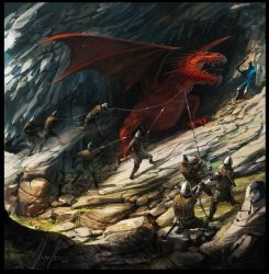 Red Dragon by neisbeis