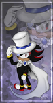 .i tip my hat to JUSTICE - Kaito Shadow Contest by enkii-chan