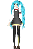 .: DT Happines Committe Miku:. by Korousu