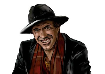 Adriano Celentano by X-said