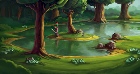 King's Quest by Vihola