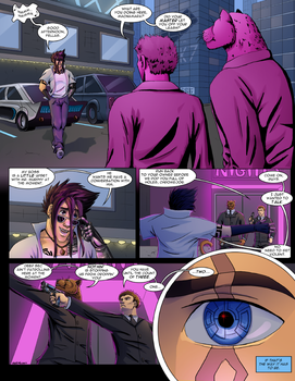 Dark Streets - Volume I: Origins - Page 6 by SassyCess