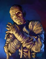 13 Nights 2009 The Mummy by Grimbro