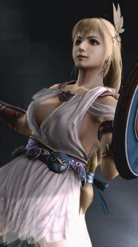 Sophitia ~ Look Out by skytoast