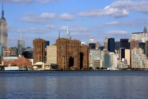 View from Brooklyn by Datasmurf