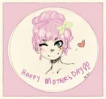 Mother's Day Card!  by EvilCrayonsOfDoom