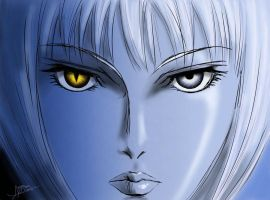 Clare - CLAYMORE by aruarian-dancer