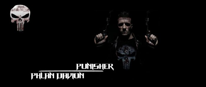 Punisher Ultra-wide by DataSavage