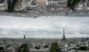 Paris by cleverless