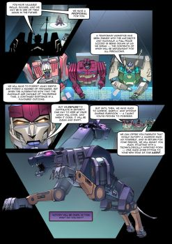 Ravage - Issue #1 - Page 31 by TF-TVC