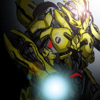 Bumblebee from Transformers by Cathius89