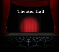 Theater Hall PSD by MericG