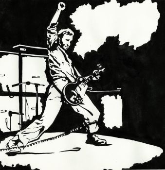 Pete Townshend by PedTuron