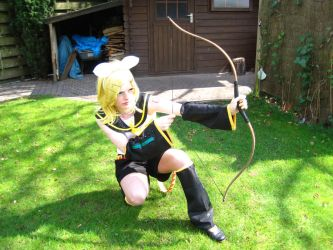 Vocaloid Cosplay Photo Contest - #142 Acheta by miccostumes
