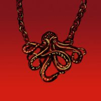Octopus On Chain by SkyWookiee
