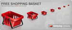 Free Shopping Basket by templay-team