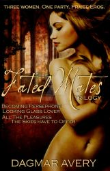 Anthology Cover for Fated Mates by StellaPrice
