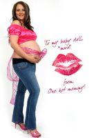 One hot mommy by allboldgraphics